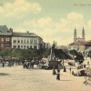 Subotica town - postcard