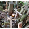 No candles ? @ The Hill of Crosses