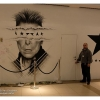 Bowie Blackstar Brussels security